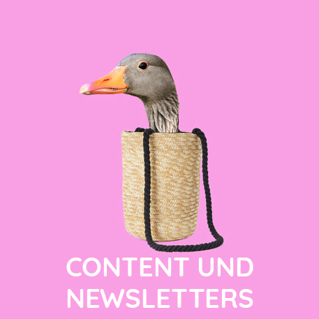PelikanPublishing_Content und Newsletters