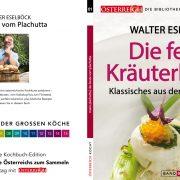Die Bibliothek der großen Köche | Cover