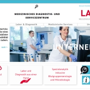 LABCON Website by PelikanPublishing