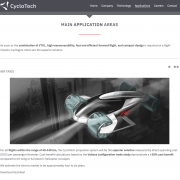 CycloTech Website by PelikanPublishing